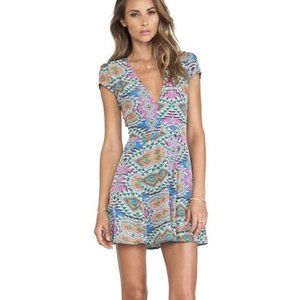 Revolve Lovers + Friends Cassidy Dress in Mosaic S